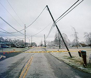 January 2005 Ice Storm